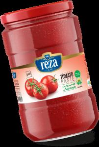 کنسرو شیشه ای رب گوجه فرنگی